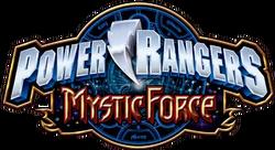 Power Rangers Mystic Force Pilot Logo