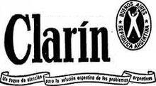 Logoclarin1960