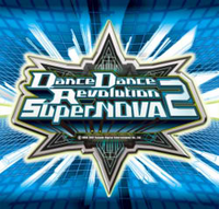 DDR SuperNova2 Logo