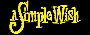 A-simple-wish-movie-logo