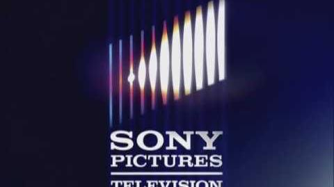 Sony Pictures Television Logo (2002) With A More Orchestrated Theme