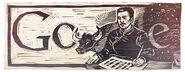 Google Lu Xun's 130th Birthday