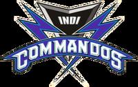 Indi Commandos Kerala logo