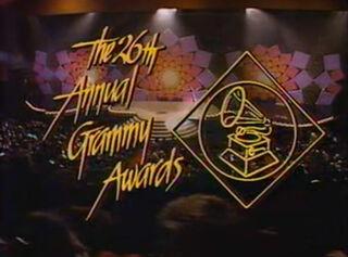 Grammys 84
