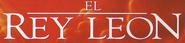 Lion king spanishlogo