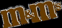 M&m's old logo 6