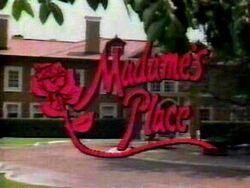 Madames place-show