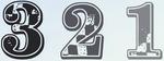 3 2 1 Shinee alternate logo