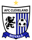 AFC Cleveland logo (one gold star)