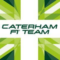 Caterham F1 Team 2014 logo