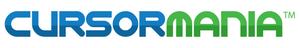 Cursor logo white