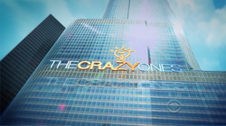 The Crazy Ones intertitle