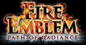 Fire Emblem - Path of Radiance Logo