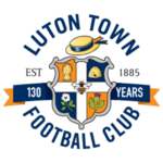 Luton Town FC logo (130 Years)