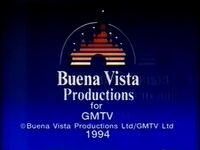 Buena Vista Productions for GMTV (1994)
