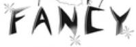 Fancy song logo