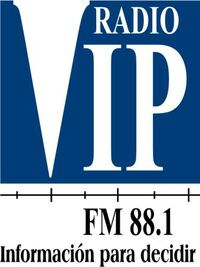 Radio VIP XHRED-FM 1991