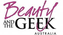 Beauty and the Geek Australia logo