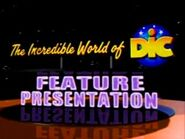 Dic feature presentation