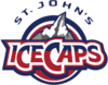 St John's IceCaps logo (introduced 2015)
