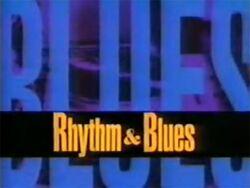 Rhythm and blues show