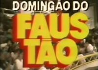 Domingão do faustão 1989
