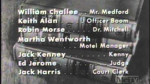 """Perry Mason Closing (1957) Viacom """"Wigga Wigga"""" Logo (1990)"""