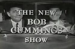 The New Bob Cummings Show