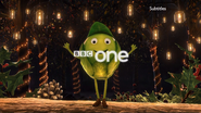 BBC One Christmas 2015 Celebraties ident