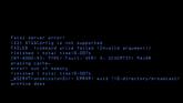 Toonami Intruder II show ID system reboot 2015 6