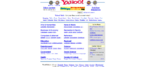 Yahoo Website 1999