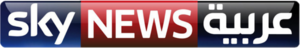 Sky News Arabia logo
