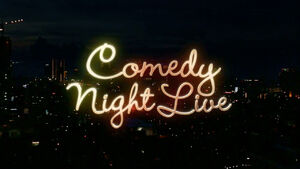 Comedy Night Live 2015