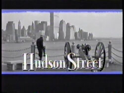 Hudson Street - pilot manuscript for 1995 Tony Danza TV comedy series