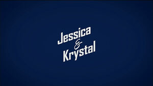 Jessica & Krystal Title Card