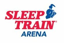 Sleep Train Arena logo