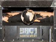 BBC 1 North West 1981 model