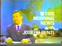 CBS Morning News 1968