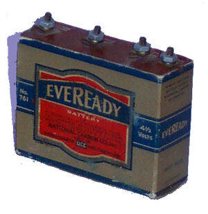 C battery (Eveready -761)