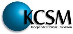 KCSM-TV logo