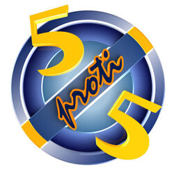 Logo s perspektivou A