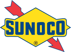 1954 Sunoco logo