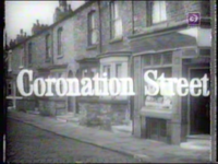 Coronation Street Open From January 20, 1961 - 5