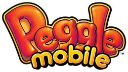 Peggle Mobile Logo web
