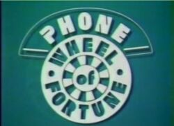 Phone Wheel of Fortune