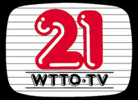 WTTO 21 logo