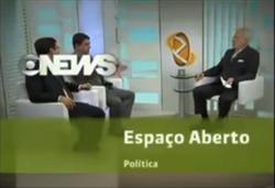 Espaço Aberto Política 2010