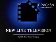 New Line Television Logos 2003