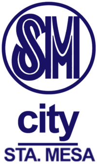SM City Sta. Mesa Logo 3
