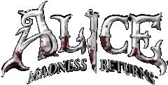 Alice Madness Returns Logo